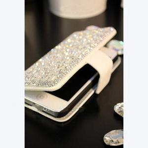 bling leather iphone 6 PLUS case co..