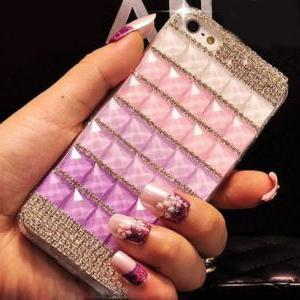 Bling Crystal Diamond iPhone 6 case..