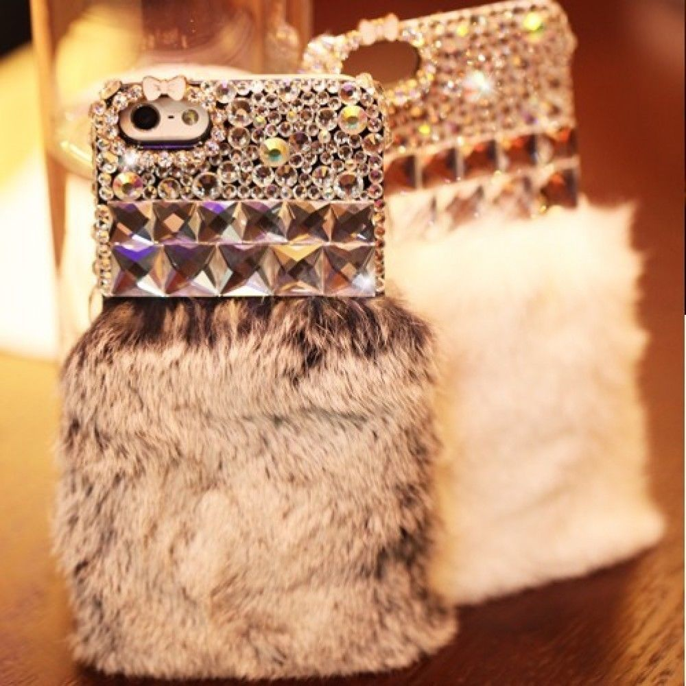 fur iphone 7 plus case