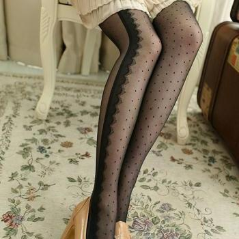Graduation Pantyhose